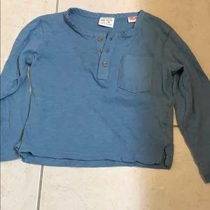 Zara baby boy shirt 12/18 months